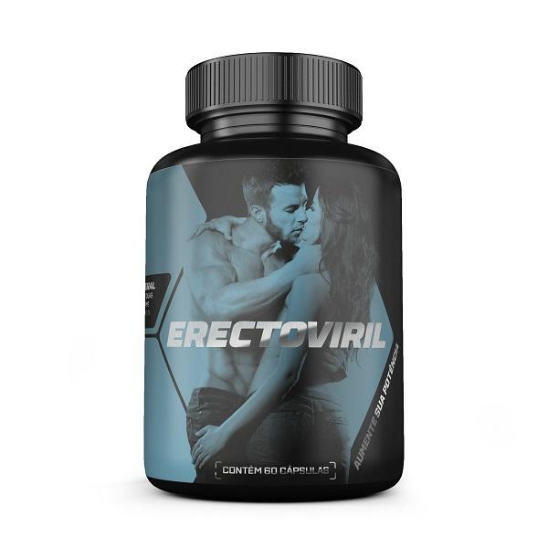 Erectoviril - Suplemento Mineral Aumente sua potencia Sexual - Sexshop