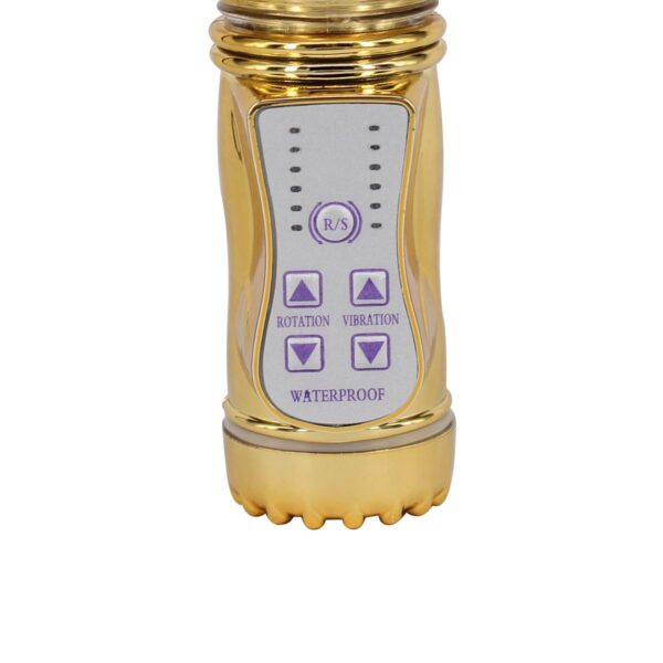 Vibrador Rotativo Ponto G - 8 velocidade de rotação - Sexshop