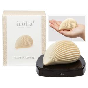 Vibrador Iroha + KUSHI design diferenciado - Sex shop