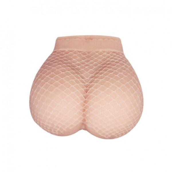 Masturbador com Desenho de Calça Arrastão em Alto Relevo - Sex shop