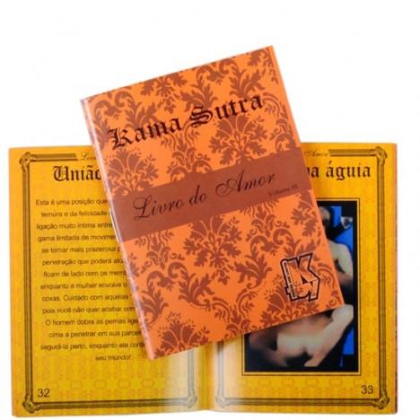 Manual do Kamasutra - O livro do amor Ktoy - Sexshop