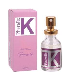 Pherors K Feminino - Perfume com pheromonios - Sexshop