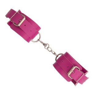 Algema Bracelete em BEDIN Rosa Laminado DOMINATRIXXX - Sex shop