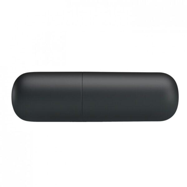 Vibrador Capsula Recarregável com 12 Modos de Vibração - PRETTY LOVE POWER -