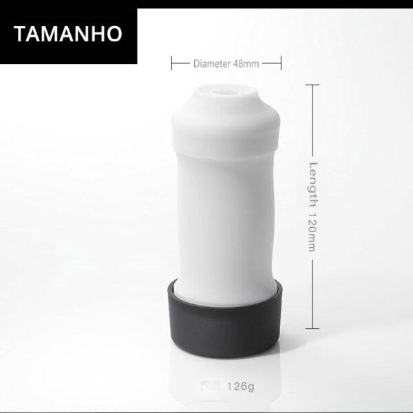 Masturbador Tenga 3D - Pile - Uma forma crescente de excitação - Sex shop