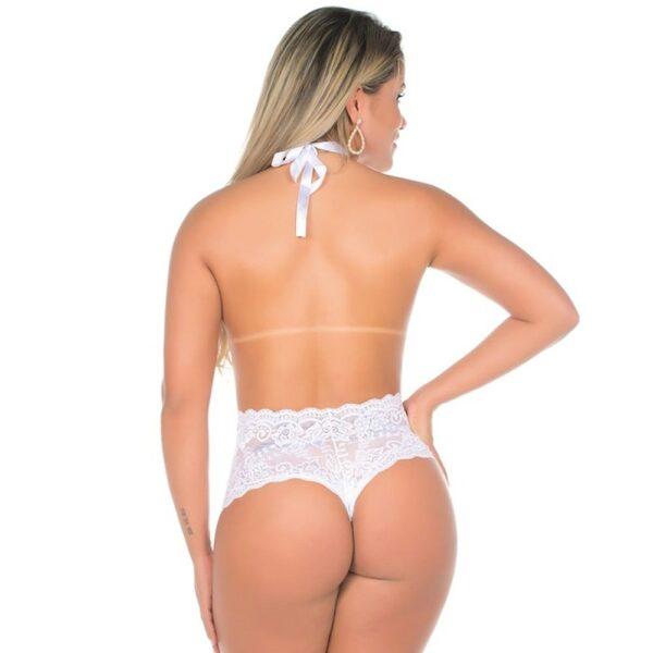 Kit 03 Body Sensual Delírio Pimenta Sexy - Lingerie Sexy