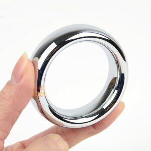 Anel Peniano Anatômico Pênis Ring - Diametro de 4,5cm - Sex shop