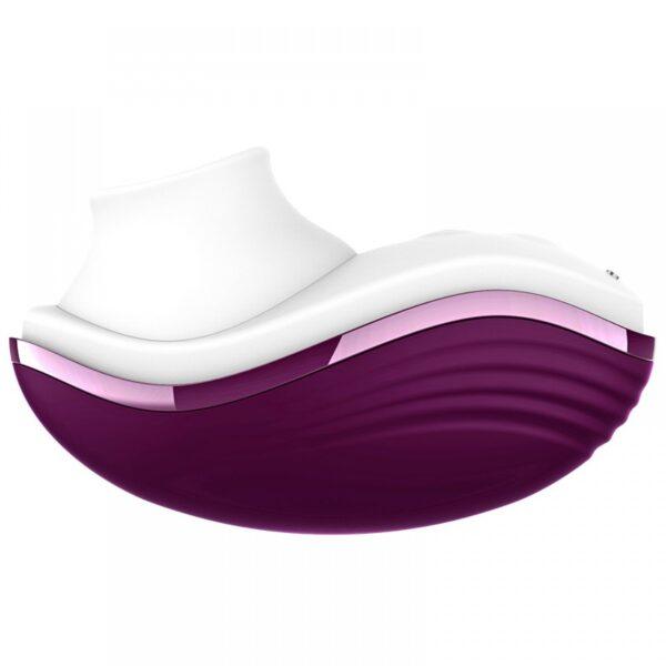 Estimulador clitoriano recarregável, design moderno, luxuoso e compacto - Sexshop