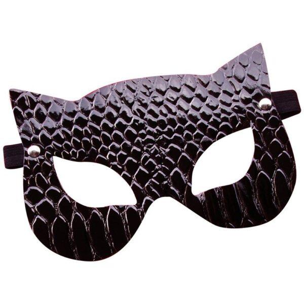 Mascara Sensual Mulher Gato Hot Flowers - Sexshop