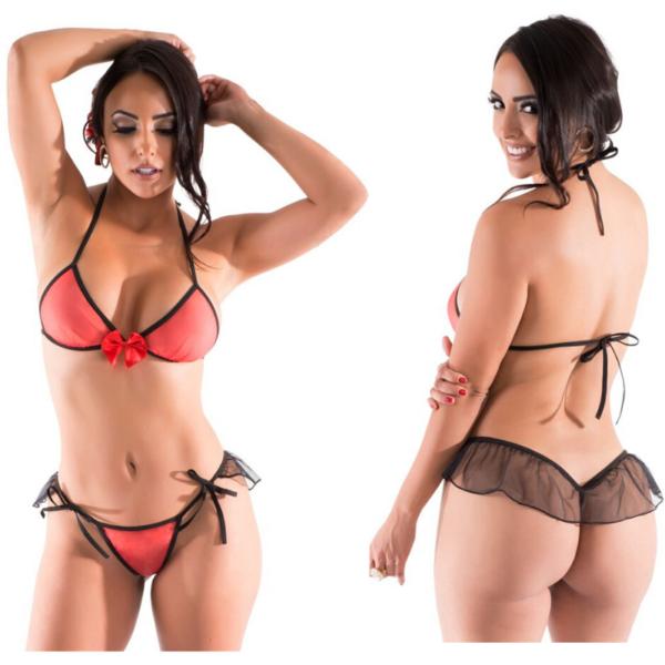 Fantasia Espanhola Sexy Feminina Hot Flowers - Sex shop