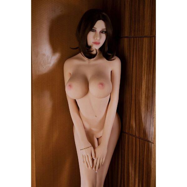 Boneca Realística Tamanho Real - Sex Doll Cyberskin - Sex shop