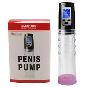 Bomba Peniana - Electric High-Vacuum - Magical Kiss - Sexshop
