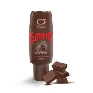 Gel Térmico Comestível YUMMY 15 ml Chocolate - Sexy Fantasy