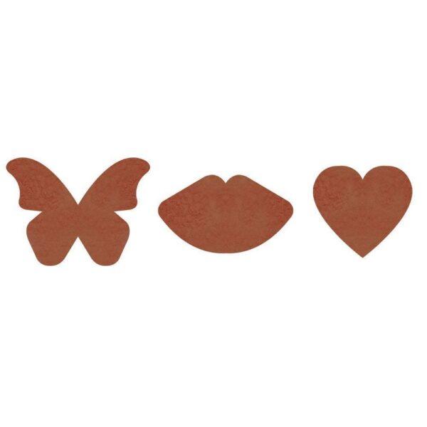 Adesico Comestível Petit Cherry Caminhos Do Amor