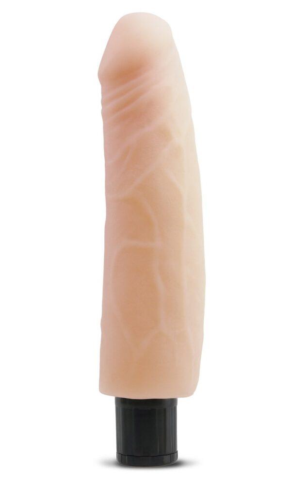 Pênis Realístico De 24,5 Cm E Multivelocidade - Real