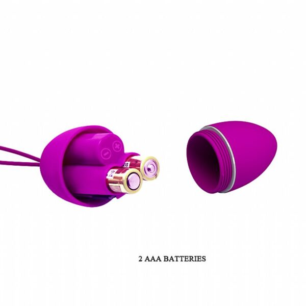 Vibrador Feminino Controle Remoto Bullet - Hyper Egg Joanne - Pretty Love