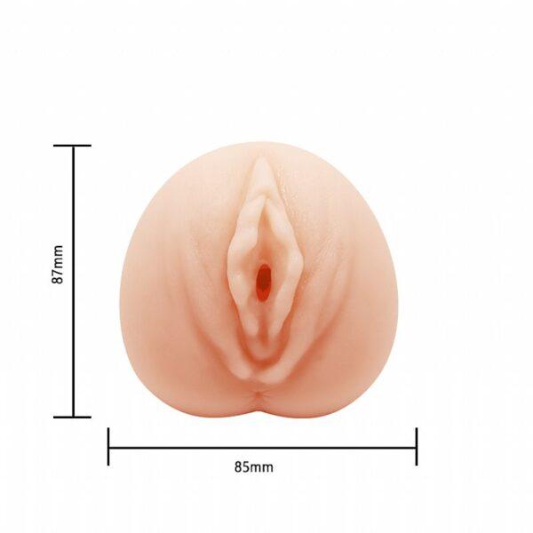 Masturbador Masculino Vagina Maggie Pocket Pussy - Baile