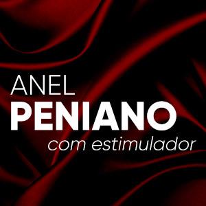 Anel Peniano com Estimulador